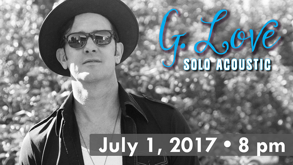 G. Love: Solo Acoustic