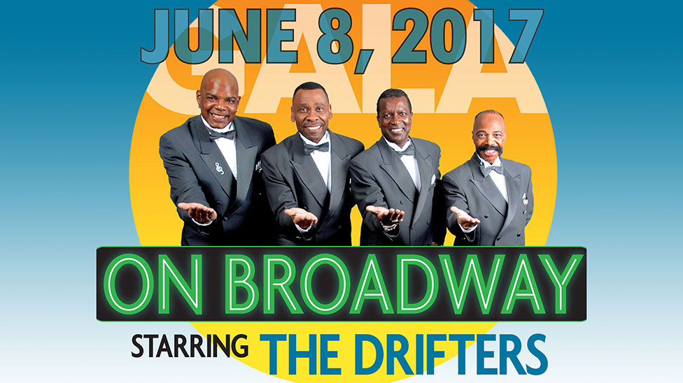 On Broadway: Starring The Drifters