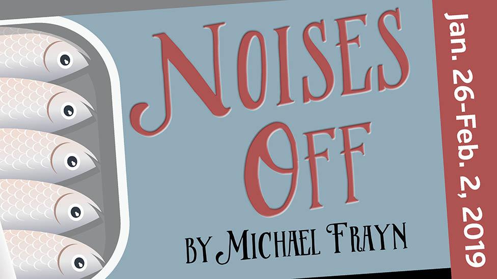 noises off algonquin arts theatre