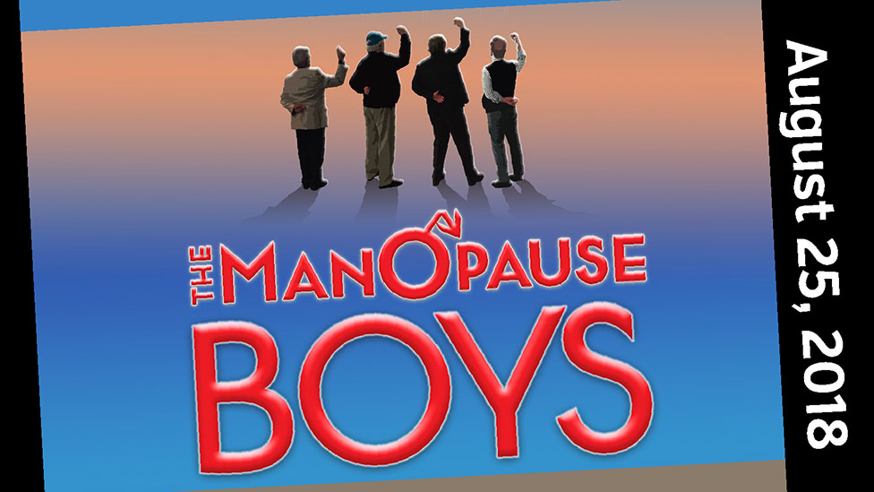 The ManOPause Boys
