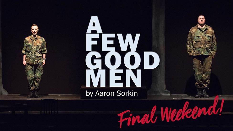 A Few Good Men Algonquin Arts Theatre
