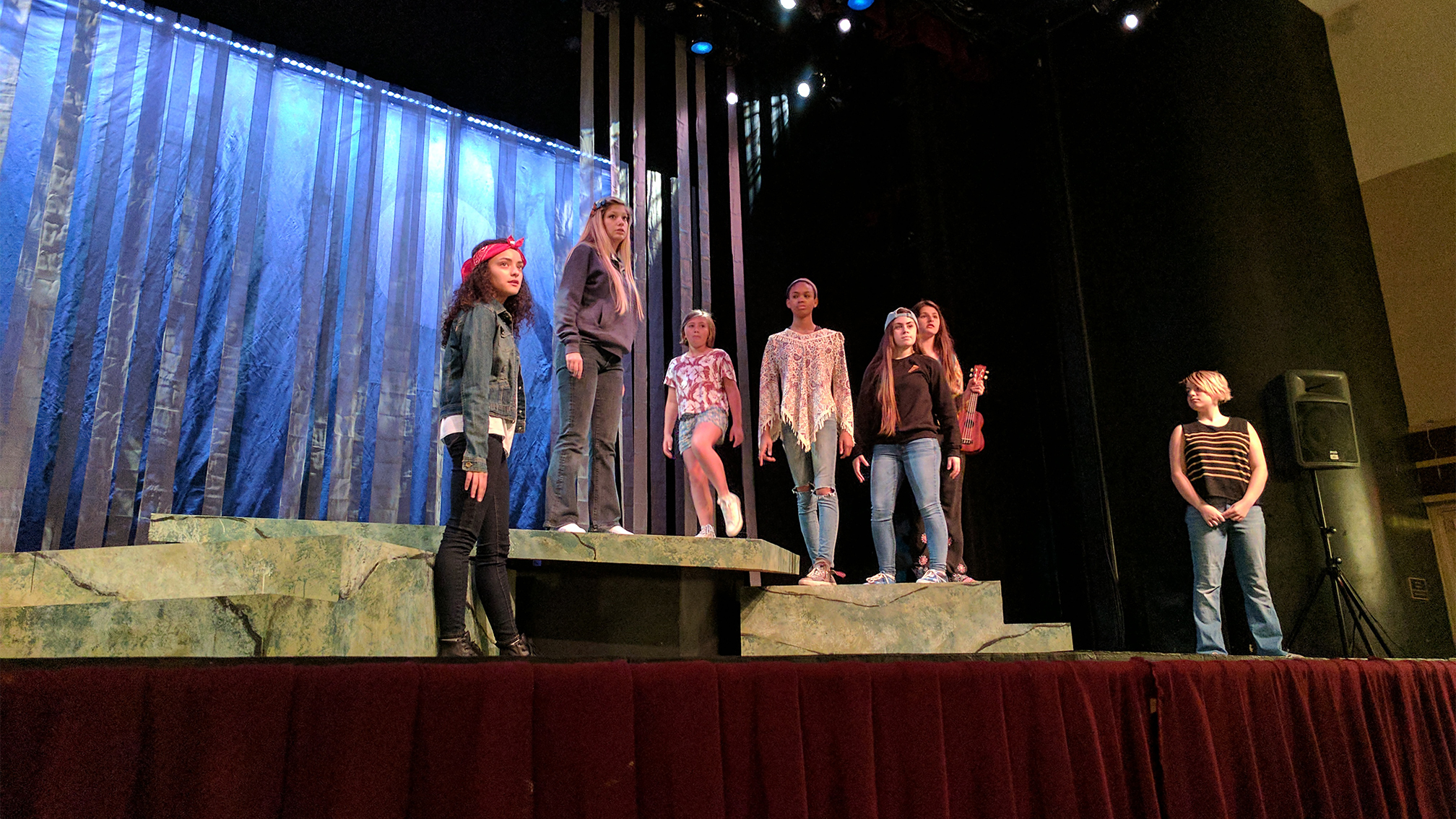 Algonquin Youth Ensemble Stars In Shakespeare's A Midsummer Night's Dream On April 28 & 29